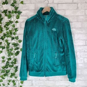 The North Face Women's Fleece Jacket Teal Small